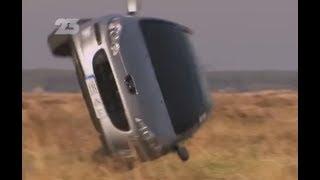 French cars crash movie stunts || Cascades voitures françaises (Compilation 1)