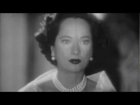 Merle Oberon - Affair in Monte Carlo - 1952