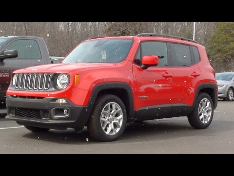 MVS - 2015 Jeep Renegade Latitude