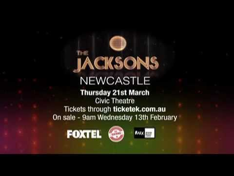 The Jacksons - Unity Tour 2013: Newcastle