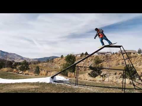 Snowboard Park - Supertramp Style