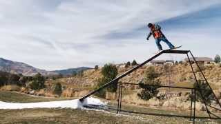 Snowboard Park - Supertramp Style - #oneupit Thumbnail