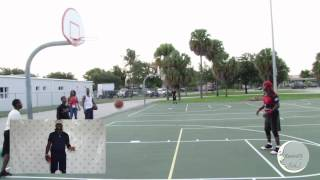 "Basketball 1 on 1 with ""old School"" part 2 (directed Reverie Films)"