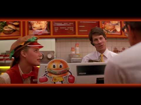 Falling Down - Fast Food debacle HD