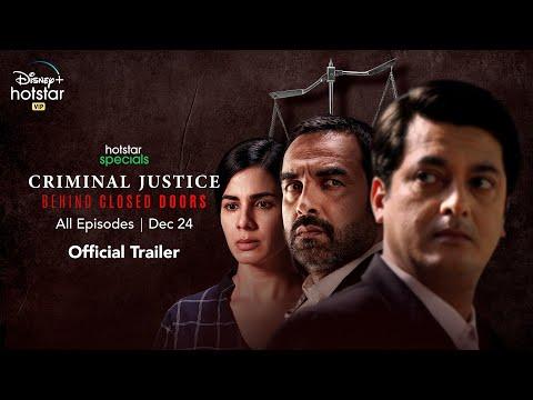 Hotstar Specials I Criminal Justice Behind Closed Doors I Pankaj Tripathi I Kirti Kulhari