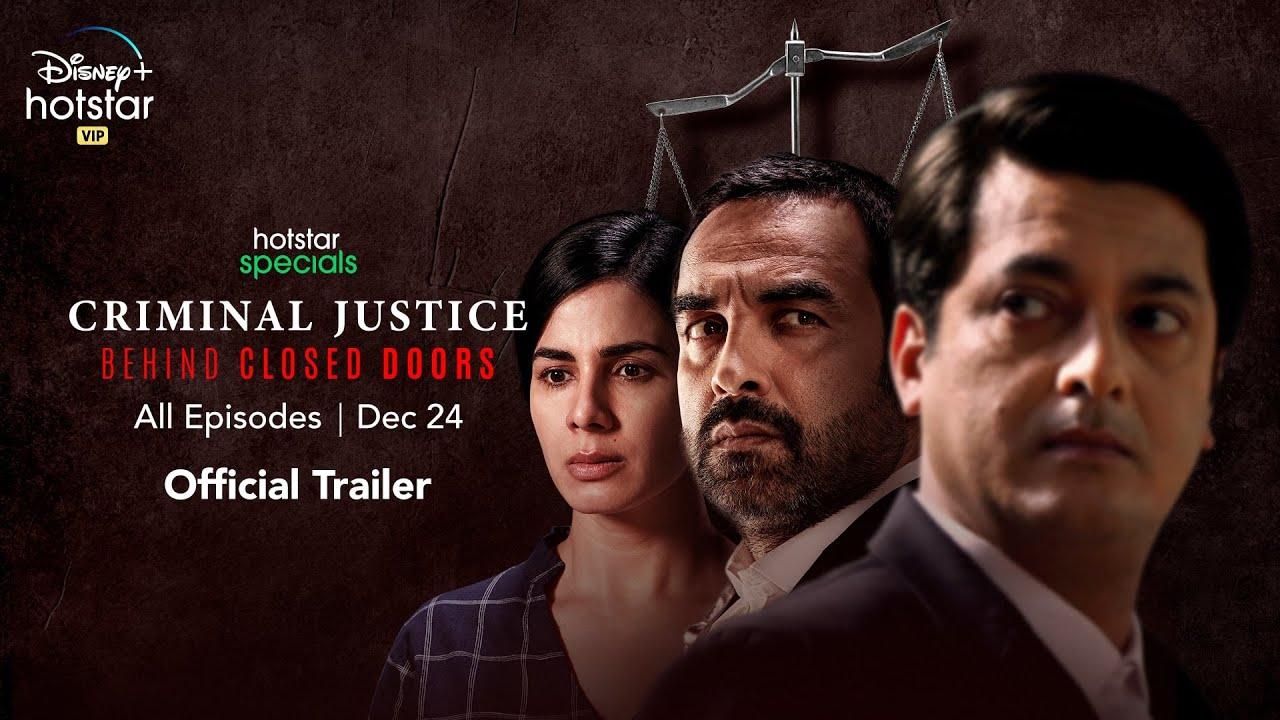 Download Hotstar Specials I Criminal Justice Behind Closed Doors I Pankaj Tripathi I Kirti Kulhari