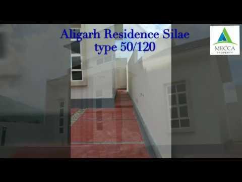 Aligarh Residence type 50/120 by Mecca Land Palu
