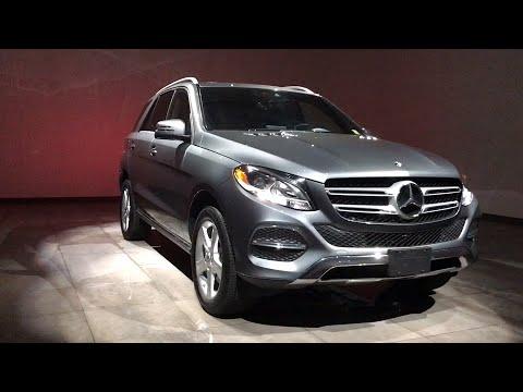 2018 Mercedes-Benz GLE Walk-Around Rockville Centre, Nassau, Long Island, New York, Queens, NY L1959