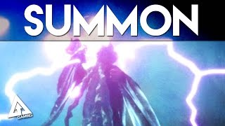 Final Fantasy 15 Summon Gameplay - Ramuh
