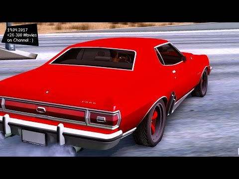 1975 Ford Gran Torino New Crash Accident 2017 ENB Top Speed