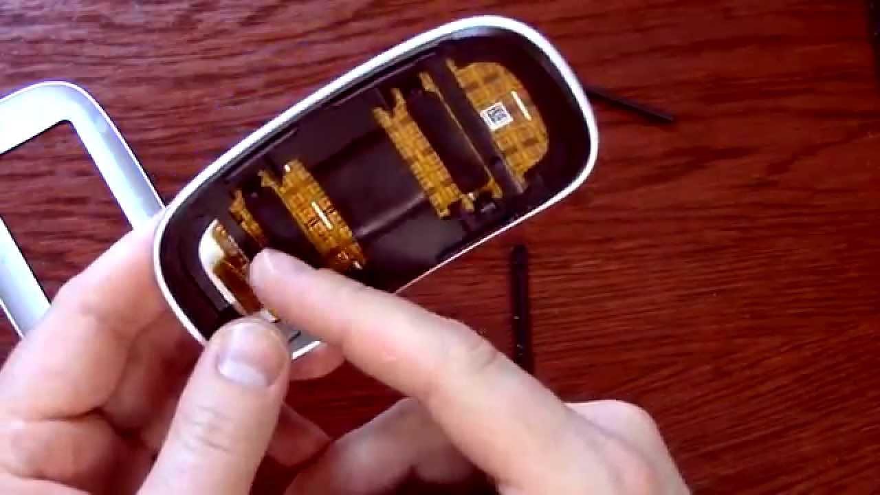 7c04f7e6a5c Apple Magic Mouse Take Apart - YouTube