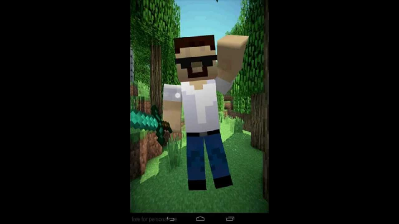 minecraft skin viewer android