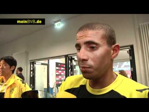 Liga Total! Cup 2011: Interview mit Mohamed Zidan