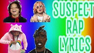 SUSPECT Rap Lyrics Reaction Video Pt.2