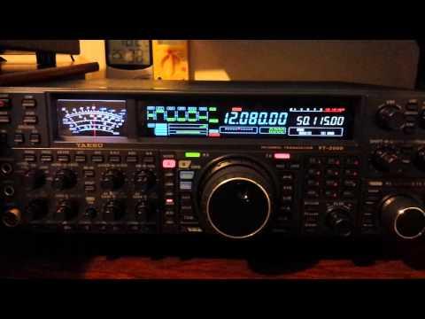 Radio Voice of Islamic Republic of Iran 12.080Mhz
