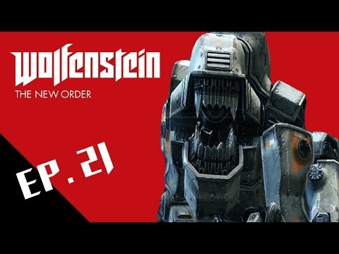 Wolfenstein New Order- The London Observer Ep. 21