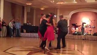 Jefferson Center - Salsa Dance Party - Sept 2010
