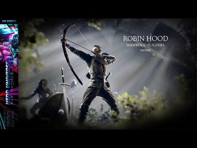 Robin Hood: Builders Of Sherwood   Spannender Robin Hood Survival Adventure Städtebau Mix - Preview