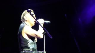 But Not Tonight Depeche Mode Frankfurt 5 June 2013 Martin Gore surprise! (HD)