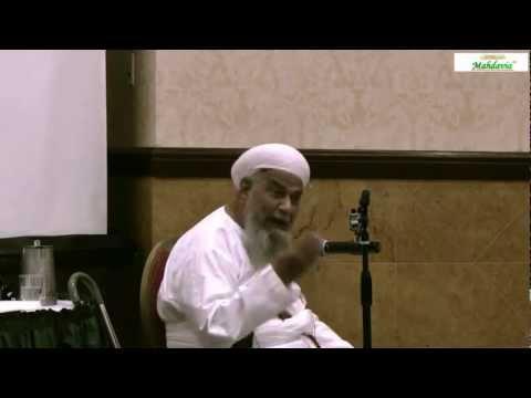 Mahdavia: Lailatul Qadr Sermon  08-27-2011
