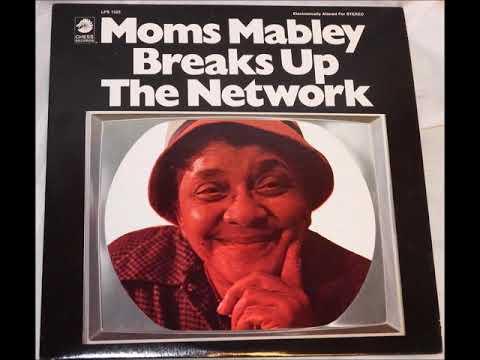 Moms Mabley - Breaks Up The Network - Full 1968 Vinyl LP