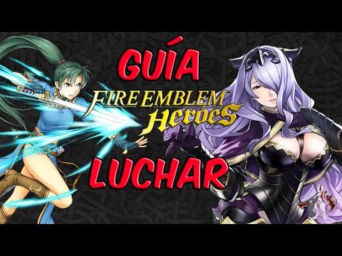 Guia Fire Emblem Heroes |#5 Menú Luchar