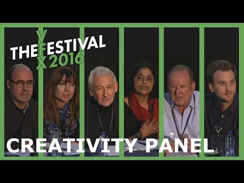 Creativity In Education Panel - VFX Festival 2016 Talks