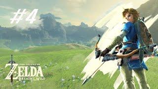 Legend of Zelda Breath of the Wild - EP 4 - La luna se tiñe de carmesí , que GUAPO!!!
