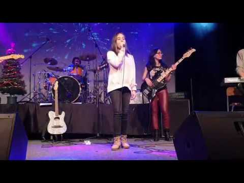 Theodora Zevedei & Band - Wrecking Ball (COVER Miley Cyrus)