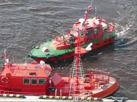 Riga Sea Port Vessel Traffic Service (VTS)