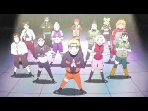 Naruto dance gif