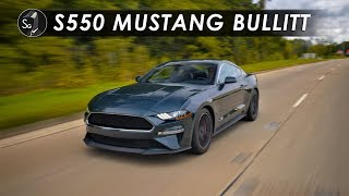 Ford Mustang Bullitt S550 | The Good, Bad and Ugly