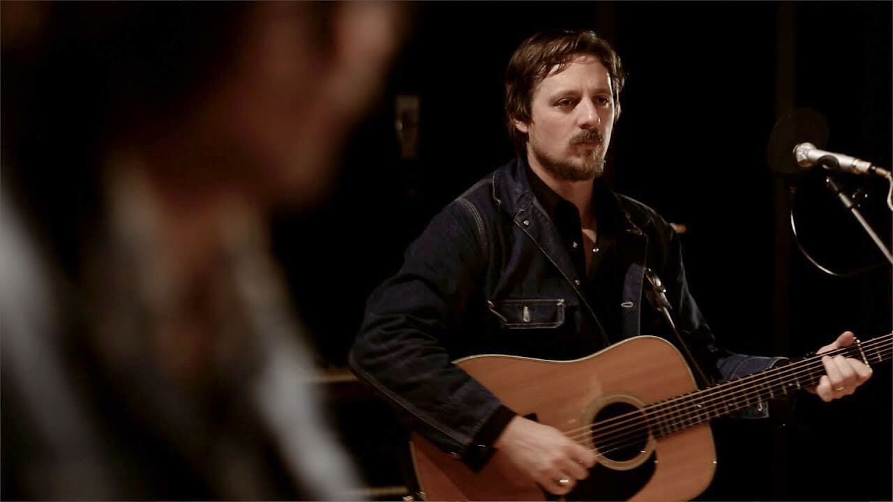 Sturgill Simpson | Long White Line - YouTube