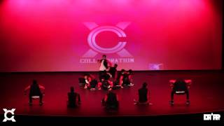 Collaboration NorCal 2015 | Sr Division | Juggernauts