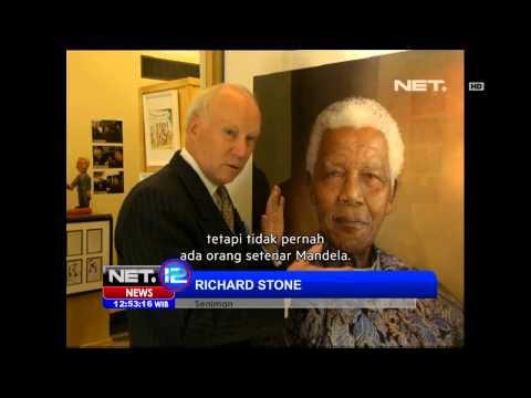 NET12 - Pameran Seni Nelson Mandela di London Mp3