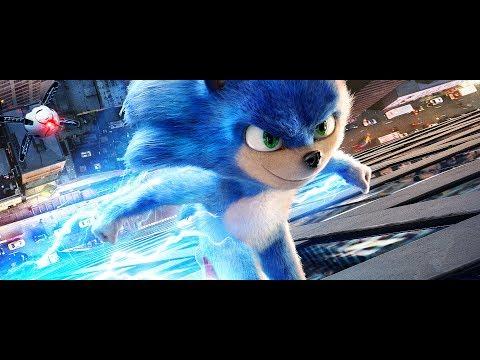 Sonic The Hedgehog (2019) - Movie Trailer