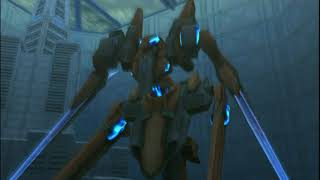 Armored Core Last Raven: The Evangel Ending Melee Only