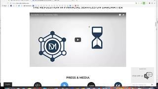Giới thiệu dự án ICO Darcmatter