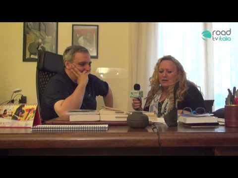 """Maurizio De Giovanni ospite di """"D'amore e d'arte"""""""