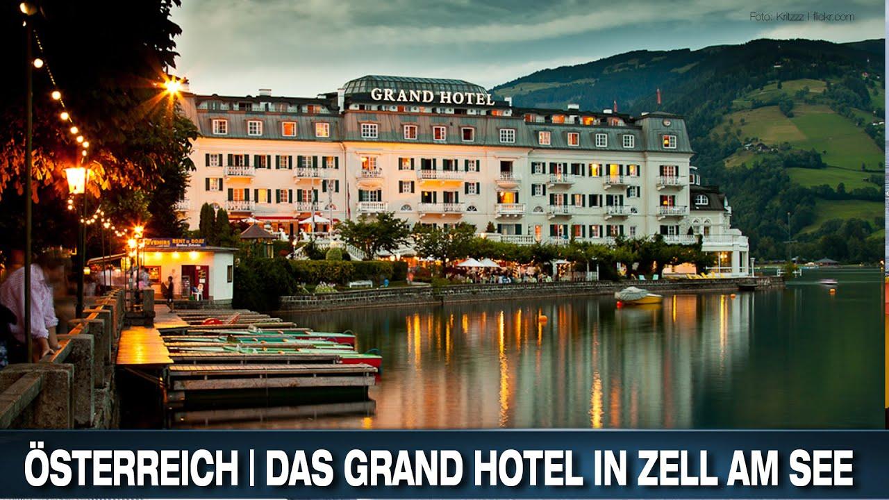 Grand Hotel Zell Am See Araber