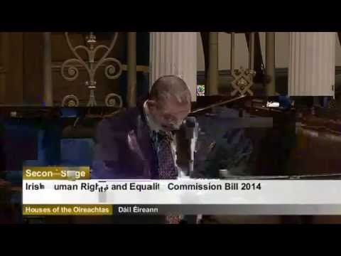 8th April Human Rights and Equality Bill