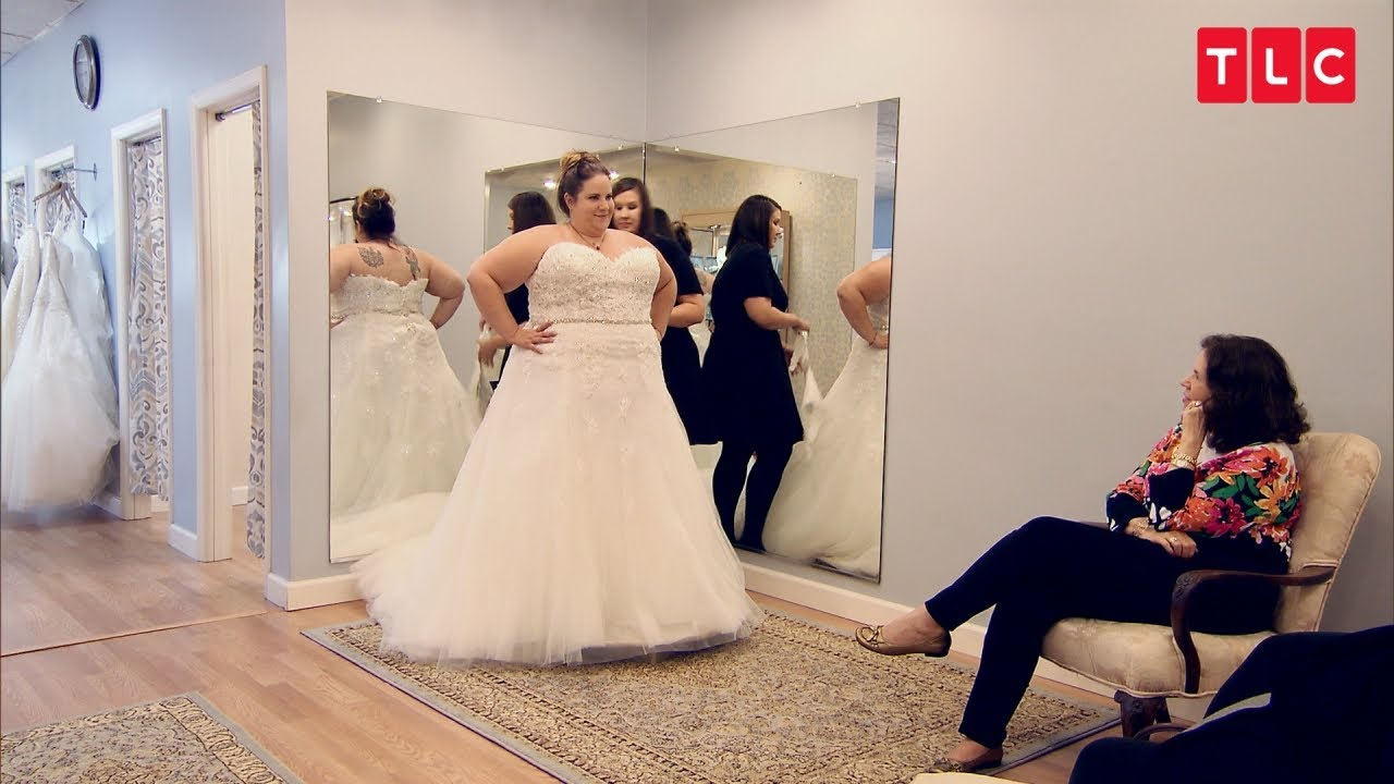 Whitney Can\'t Find A Wedding Dress That She Likes | My Big Fat ...