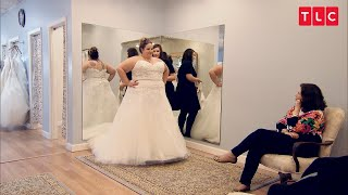 Whitney Can't Find A Wedding Dress That She Likes   My Big Fat Fabulous Life