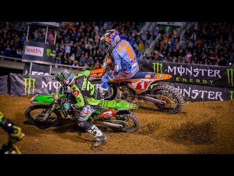 450SX Highlights: Salt Lake City - Monster Energy Supercross