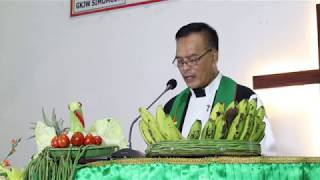 Ibadah Unduh-Unduh GKJW Jemaat Simomulyo