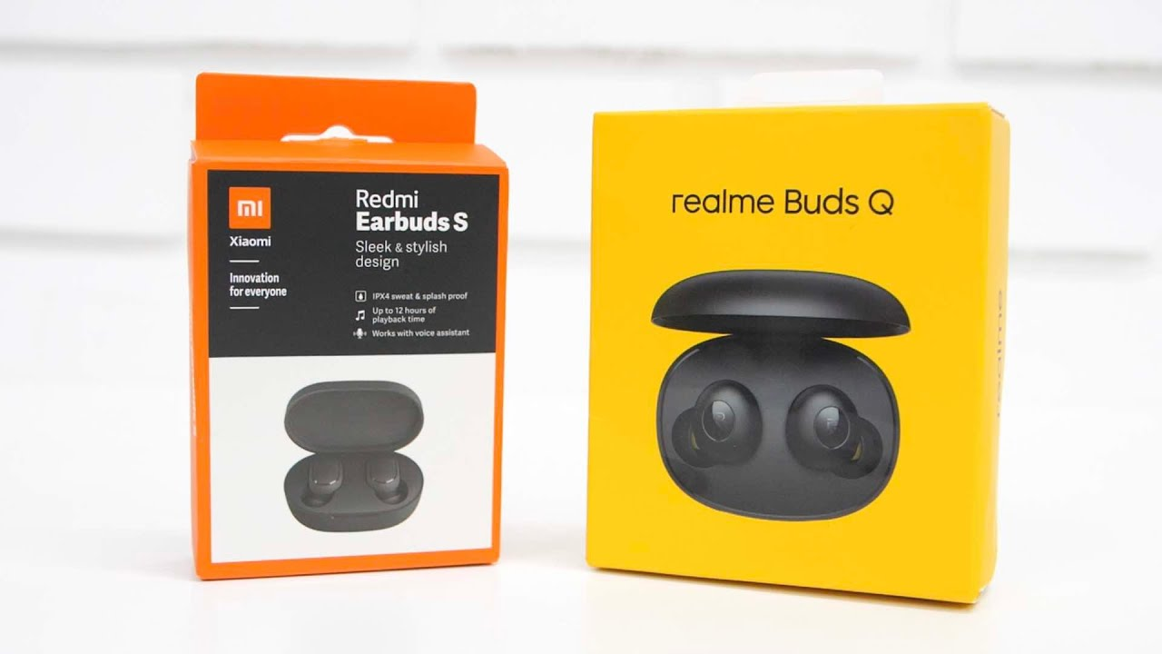 Realme Buds Q Vs Redmi Earbuds S Review Youtube