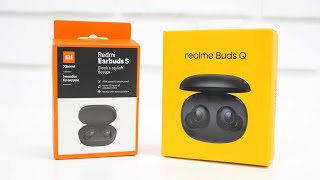 Realme Buds Q vs Redmi Earbuds S Review