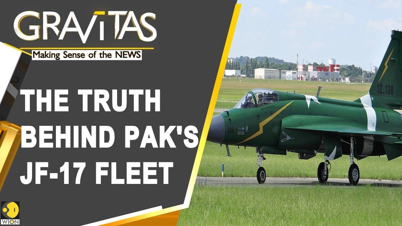 Download Gravitas: Pakistan inducts 14 JF-17 jets