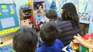 Программа языкового погружения в детских садах Эстонии. Обучение языку в режимных моментах.