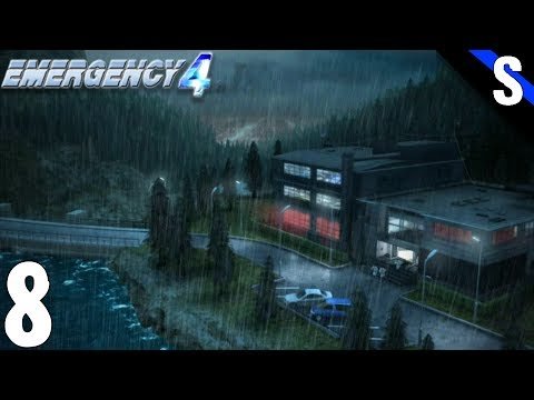 Emergency 4 - Los Angeles Mod - Mission 8 - Breached levee near the town!